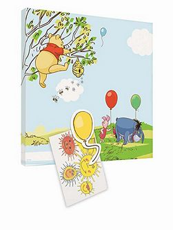 Graham & Brown Winnie the Pooh Magnetic Canvas