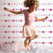 Graham & Brown Minnie Bows & Daisies Wallpaper