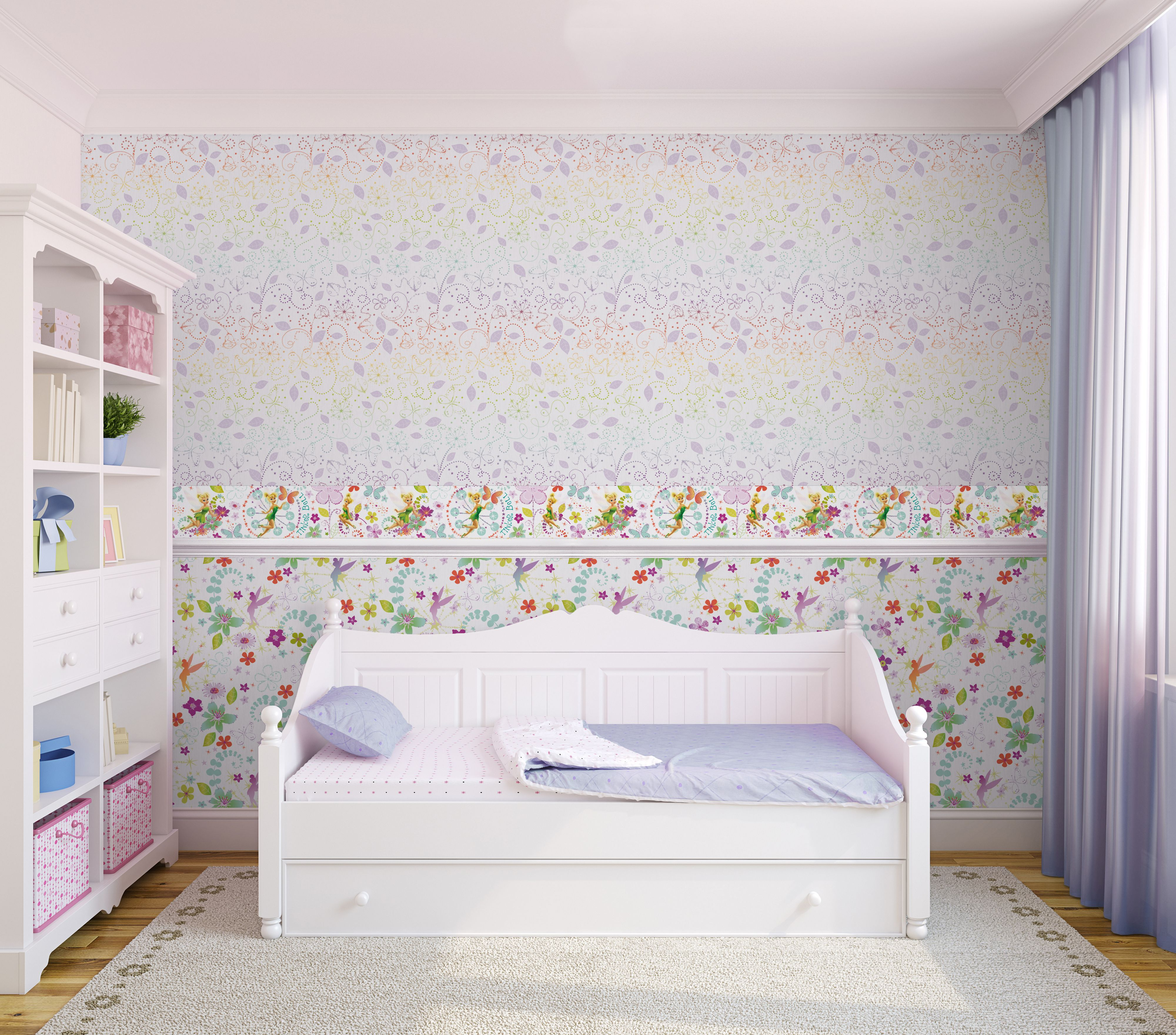 disney wallpaper for bedrooms. Disney Bedroom Wallpaper Graham Brown Lilac  Fairytale Girls House Fraser escortsdebiosca com