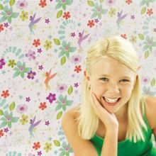 Graham & Brown Tinkerbell Retro Wallpaper