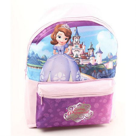 Sofia the First Backpack