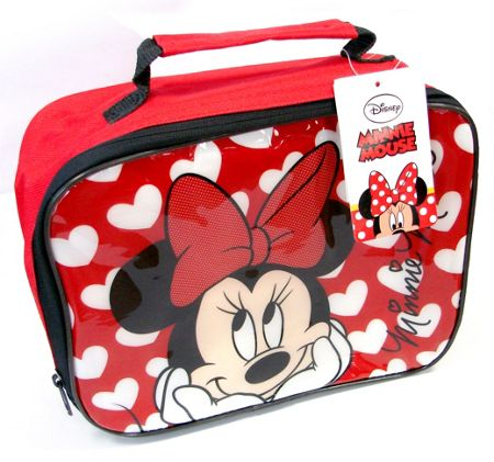 Minnie Mouse Disney Minnie Mouse Lunchbag