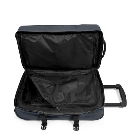 Eastpak Tranverz small midnight wheeled suitcase