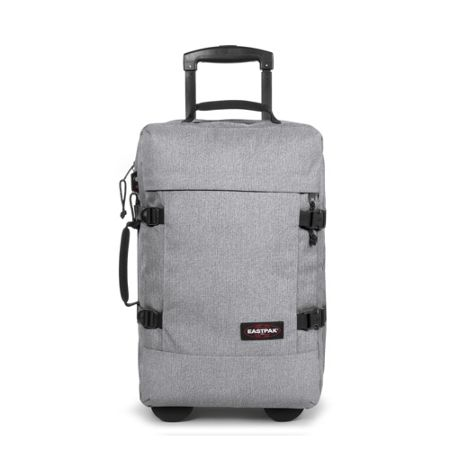 Eastpak Tranverz small sunday grey wheeled suitcase