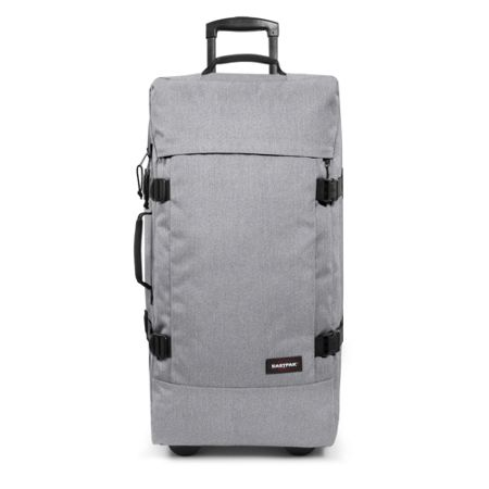 Eastpak Tranverz large sunday grey wheeled suitcase