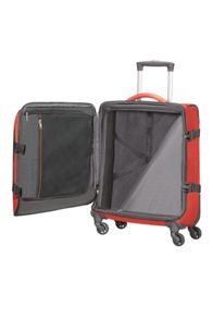 Samsonite Samsonite 4mation Red 4 Wheel Cabin Case
