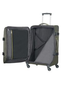 Samsonite 4mation Casual Olive 4 Wheel Medium Duffle Case