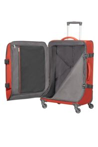 Samsonite Samsonite 4mation Red 4 Wheel Suitcase