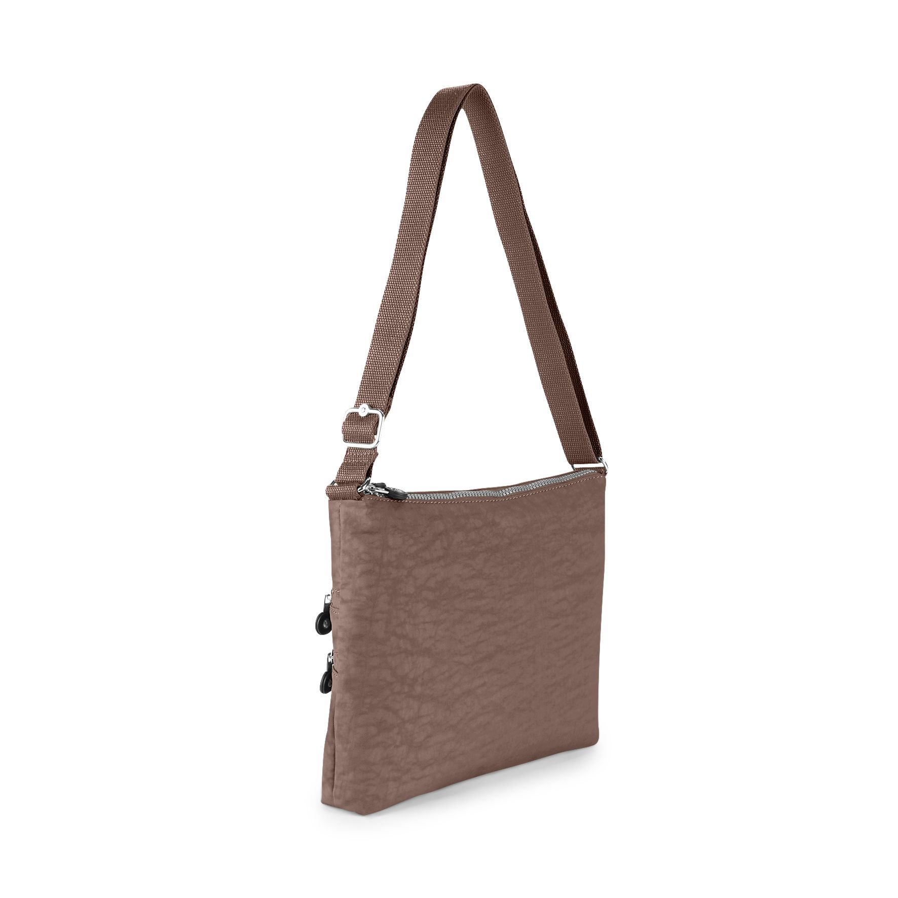 Alvar Monkey Brown Shoulder Bag