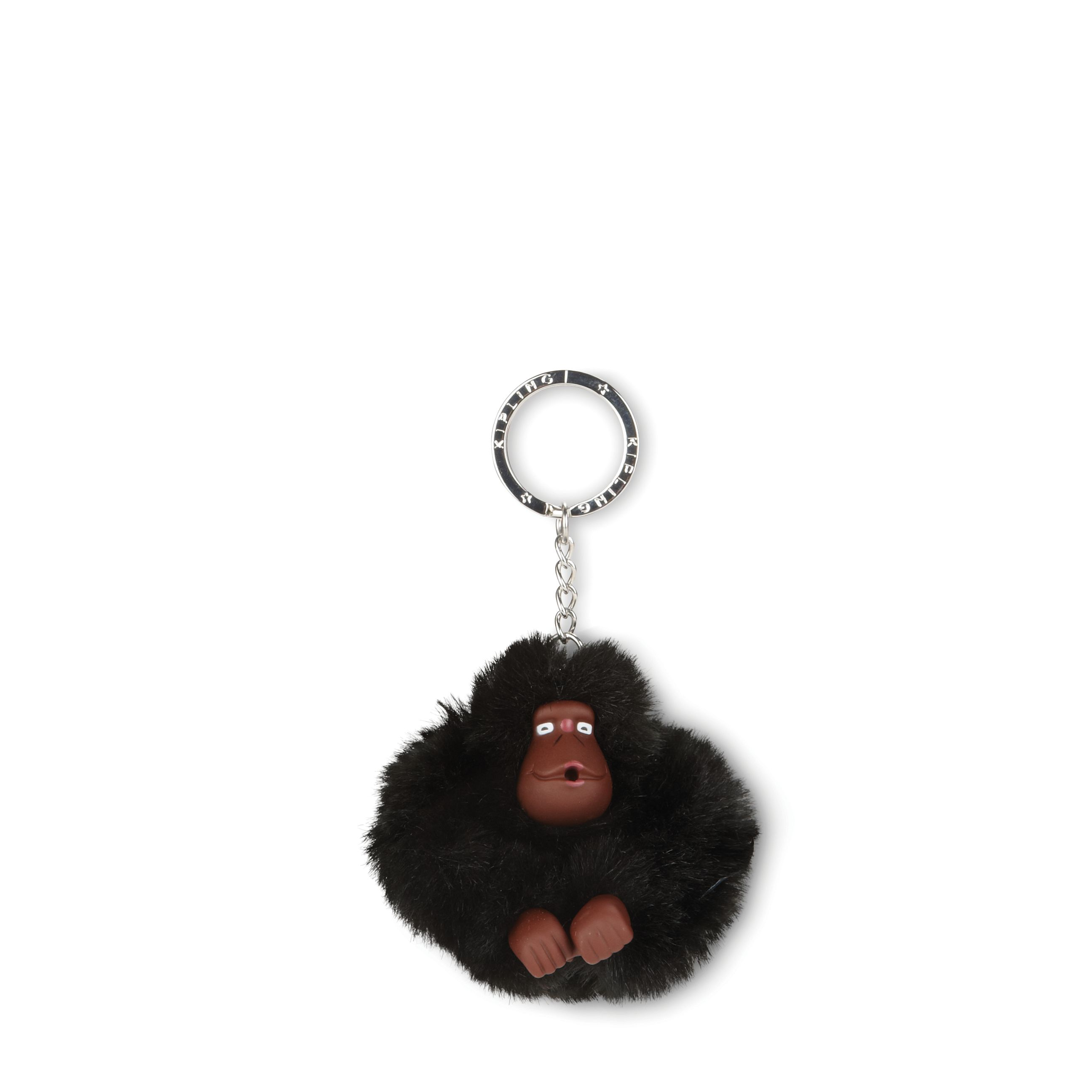 Dad monkey keyring