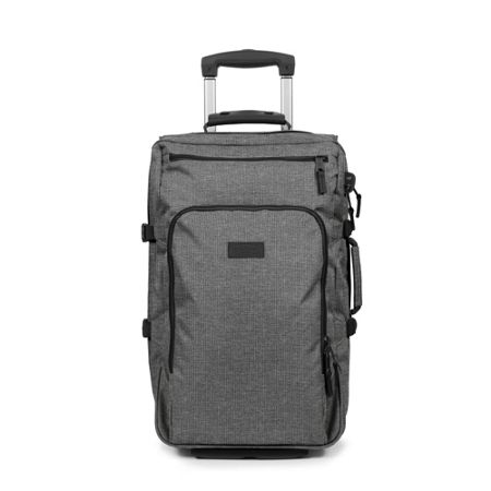 Eastpak Kaley small ash blend wheeled suitcase