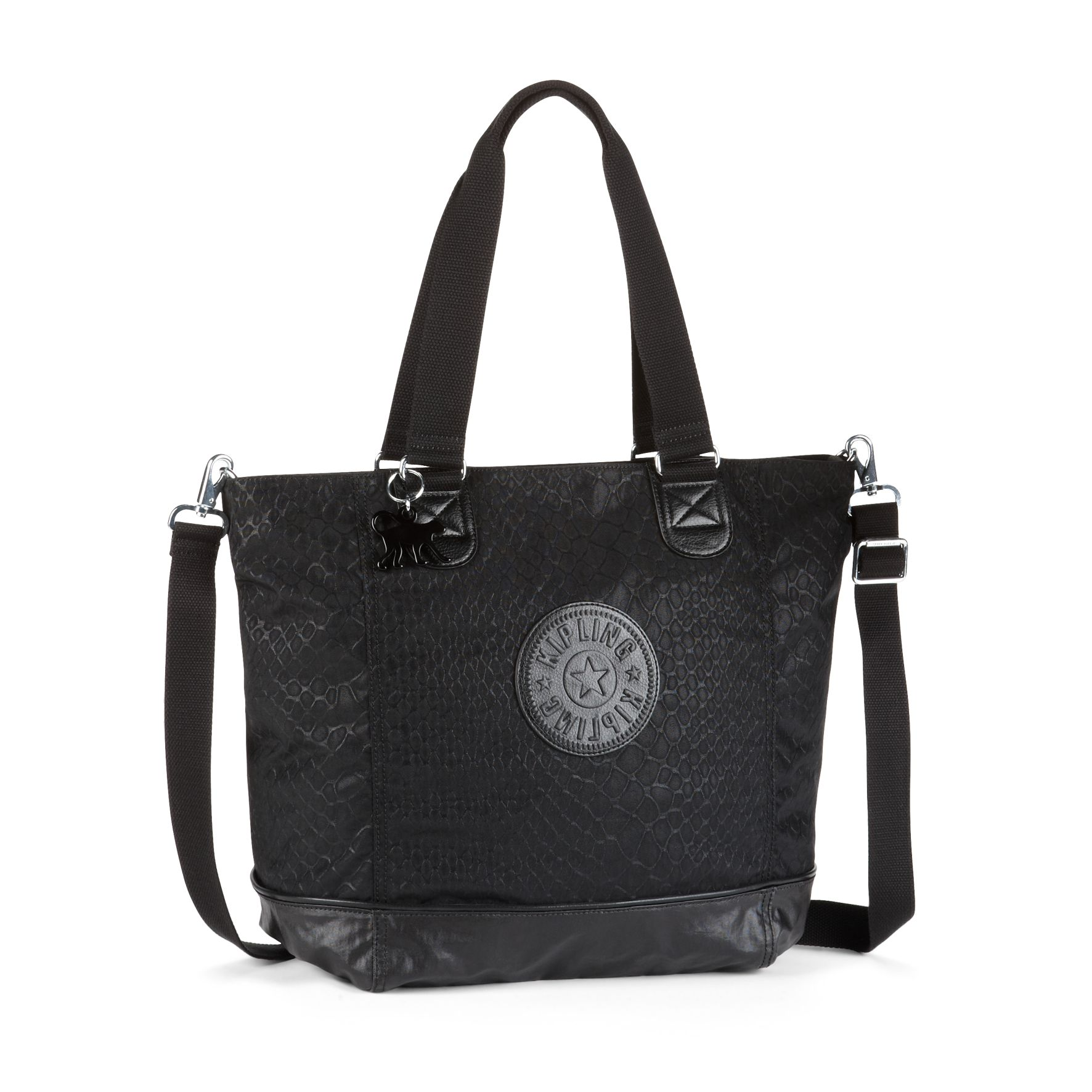 Kipling Shopper combo a4 shoulder bag