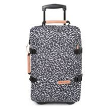 Eastpak Tranverz small curls wheeled suitcase