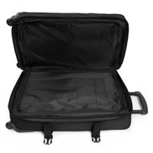 Eastpak Trans4 medium black wheeled suitcase