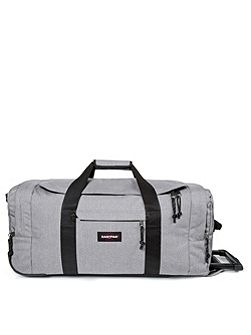 Leatherface medium sunday grey wheeled suitcase