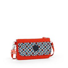 Vecka pouch with wristlet