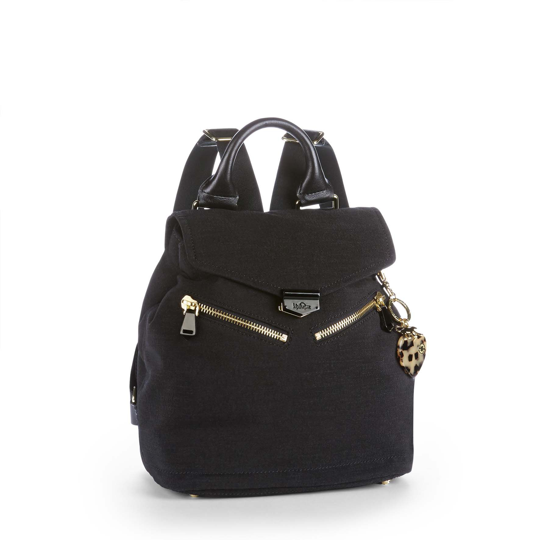 Kipling On a roll backpack Black