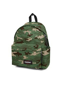 Padded pak`r backpack