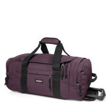 Eastpak Leatherface large wine tasting wheeled suitcase