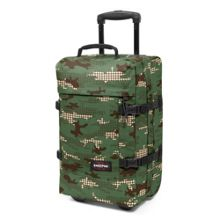 Eastpak Tranverz small  camtooth wheeled suitcase