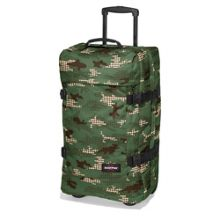 Eastpak Tranverz medium camtooth wheeled suitcase