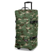 Eastpak Tranverz large camtooth wheeled suitcase