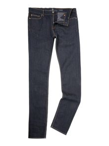 7 For All Mankind Ronnie Skinny `LA` Rinse Stretch Jeans