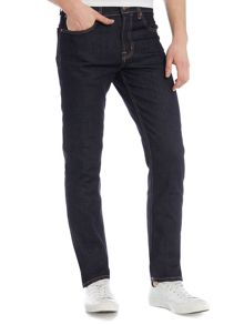 7 For All Mankind `Slimmy` NY Rinse Slim Fit Stretch Jeans