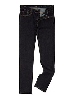 `The Straight` NY Rinse Stretch Jeans