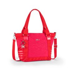 Elyse twist removable strap handbag