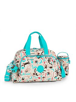 Camama baby bag with changing mat