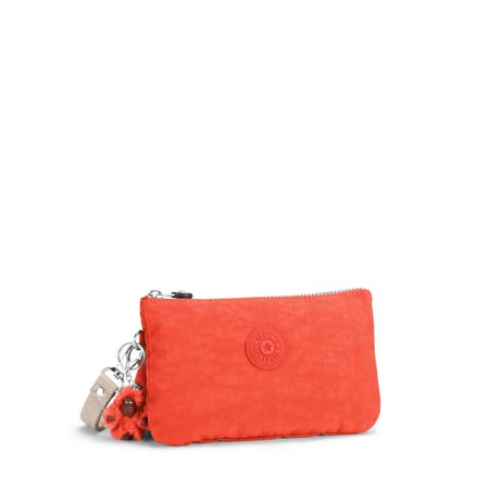Kipling Creativity XL purse with wristlet