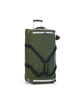 Teagan L large wheeled duffle bag