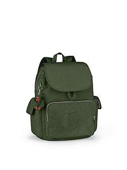 City Pack L large padded strap backpack