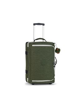Teagan S cabin sized wheeled duffle bag