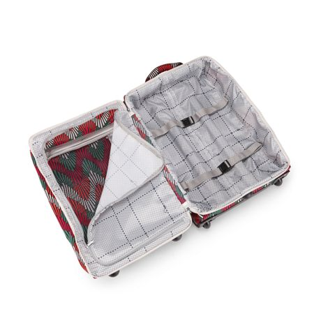 Kipling Teagan S cabin sized wheeled duffle bag