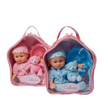 Calinou at Hamleys Backpack Doll Assortment