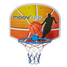 Moov'ngo at Hamleys Doorway Basketball