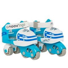 Moov'ngo at Hamleys Blue Roller Skates