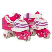 Moov'ngo at Hamleys Pink Roller Skates