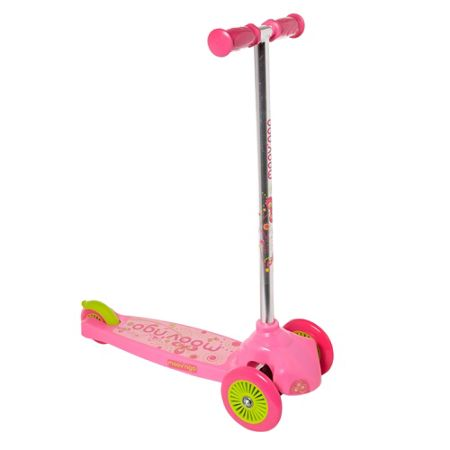 Moov'ngo at Hamleys 3 Wheel Scooter Pink