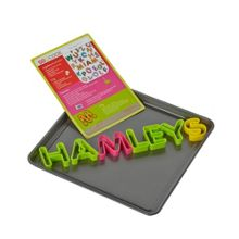 So Cook at Hamleys Edible Alphabet Set