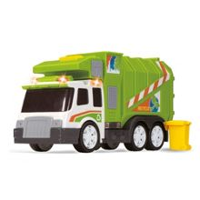 John World at Hamleys Light & Sound Garbage Truck