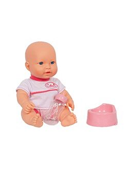 Crying & Wetting Doll