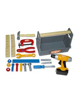 Tool Box & Accessories Set