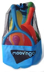 Moov'ngo at Hamleys Multi Activities Bag