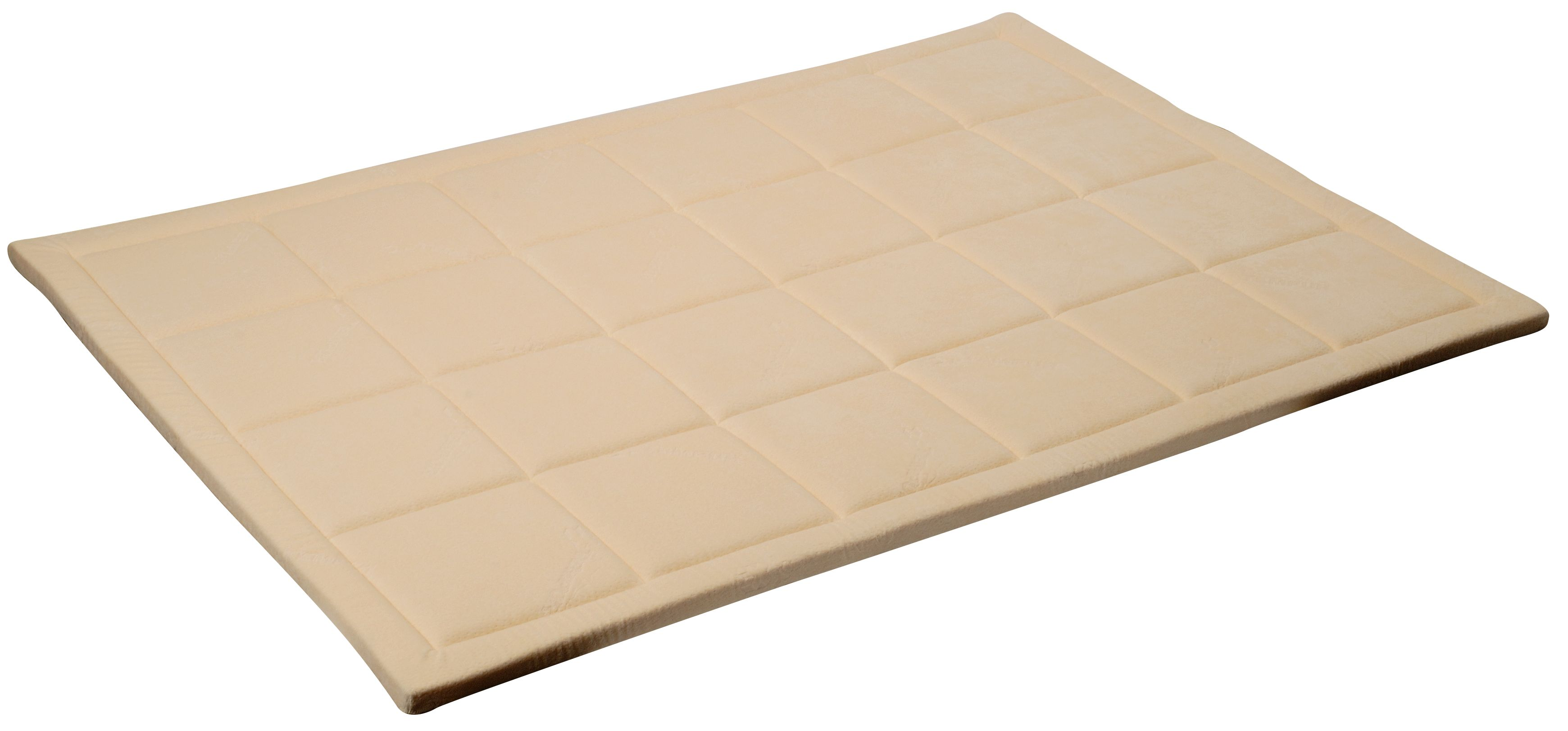 double mattress topper