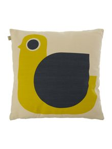 Orla Kiely Hen Cushion