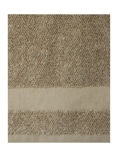 Gray & Willow Marl Hand Towel in Stone