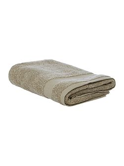 Marl Bath Towel in Stone
